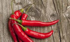 Ученые: красный перец – залог стройной фигуры