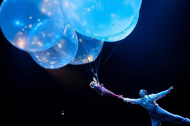 Corteo, Цирк дю Солей (Cirque du Soleil)