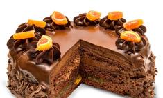 Бисквитный торт с кремом: домашний рецепт