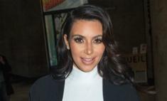 Ким Кардашьян показала фигуру впервые после родов