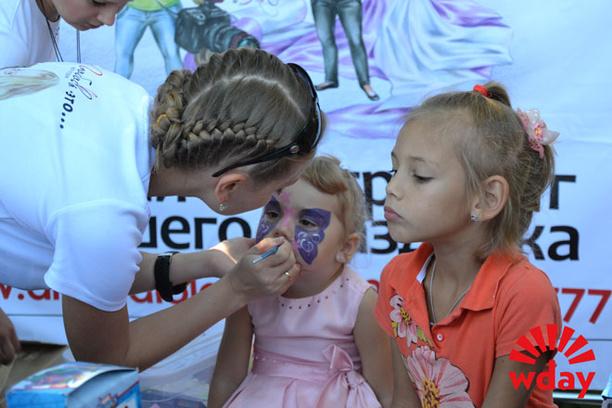 Волгограду - 425 лет, День города в Волгограде, 6 и 7 сентября, 2014