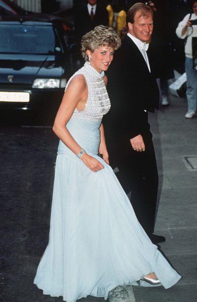 Принцесса Диана, 1992 год