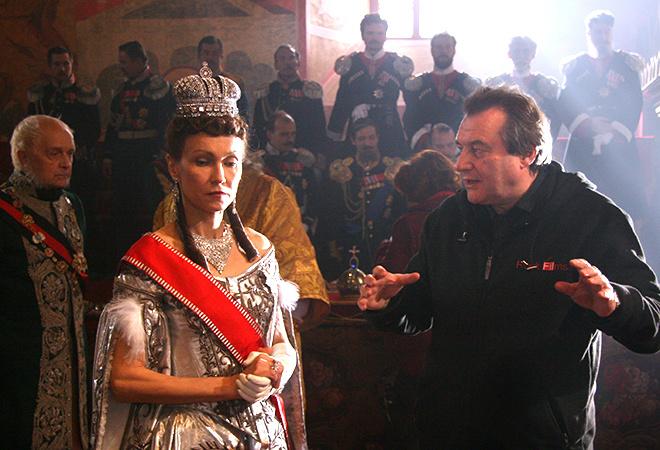 Ингеборга Дапкунайте, Алексей Учитель, Матильда