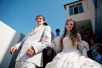 Свадьба дагестанца и русской девушки 22