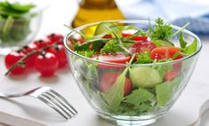 Лучшие рецепты салатов с помидорами черри