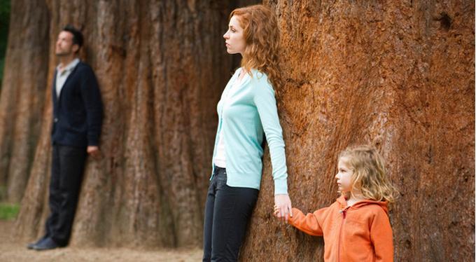 Как пережить второй развод
