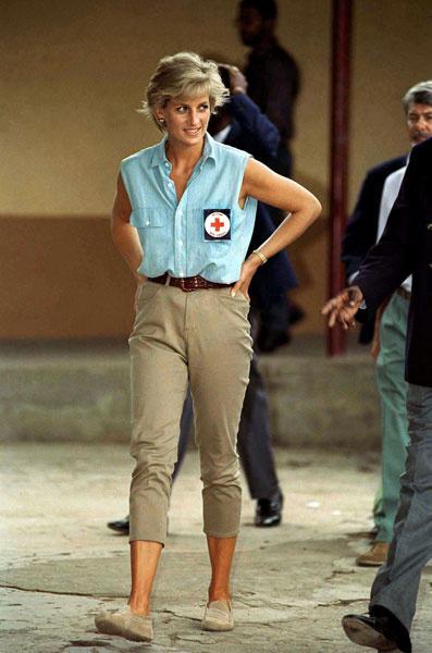 Принцесса Диана, 1997 год