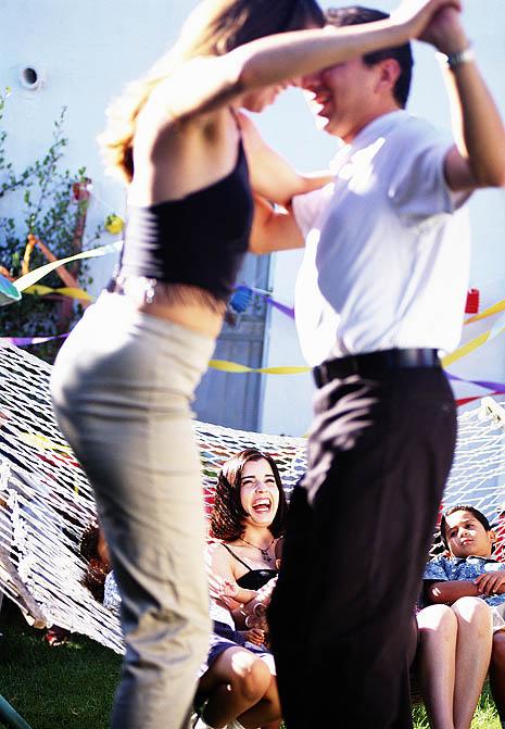 Танцы сальса, фото