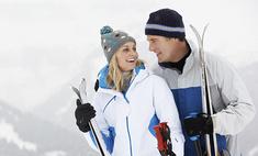 Теряем лишние кило на лыжне!