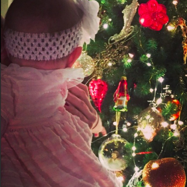 Татьяна Навка родила дочь фото