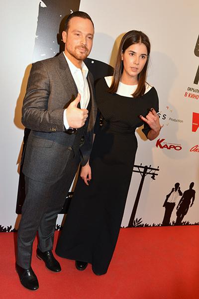 Алексей Чадов и Мария Андреева фото