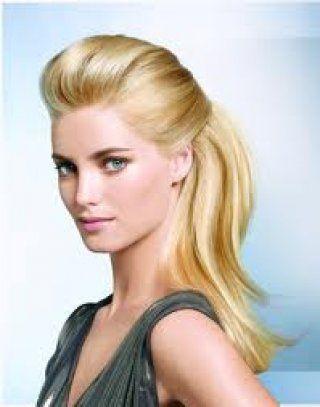 как приподнять волосы