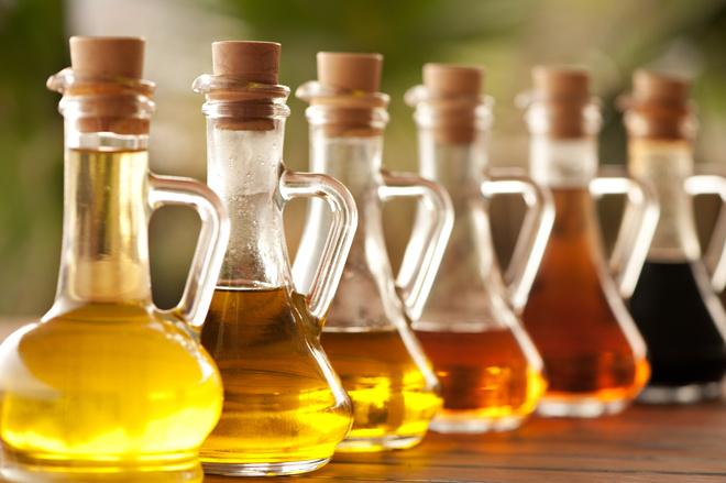 растительные масла состав витамины