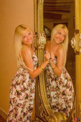 самые красивые блондинки Самары Анастасия Пивоварова