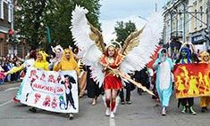 Фестиваль аниме и шоу молний: последние дни лета в Иркутске