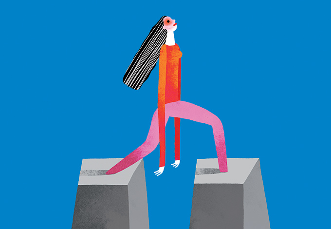 Иллюстрация лени