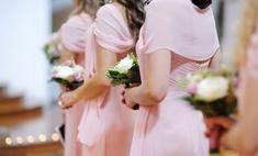 Подружка невесты: модные платья по версии 2014 года