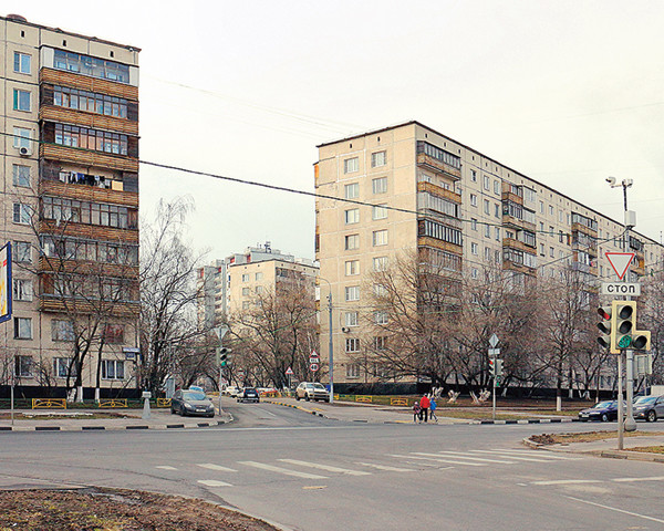 Где жила Алла Пугачева