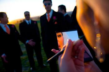 Свадебное фото Brett Butterstein.