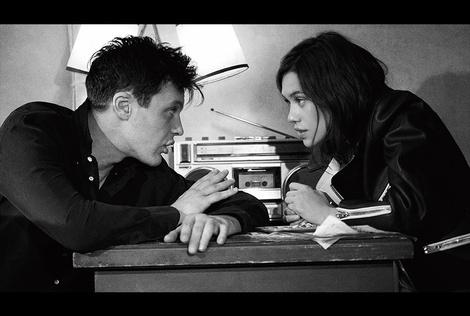 Майкл Питт снял рекламный фильм для Rag & Bone | галерея [1] фото [7]