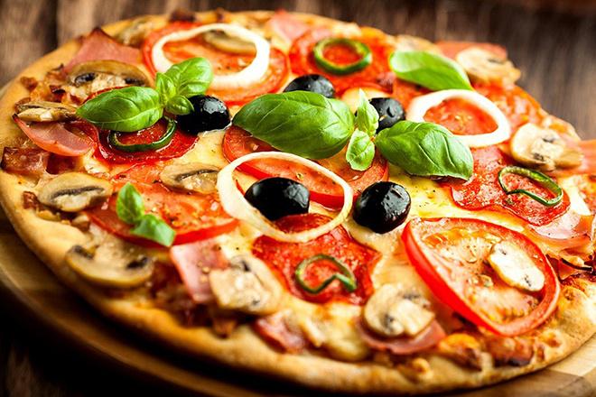 пицца итальянская кухня