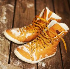 6 советов мастера: спасаем обувь зимой от соли