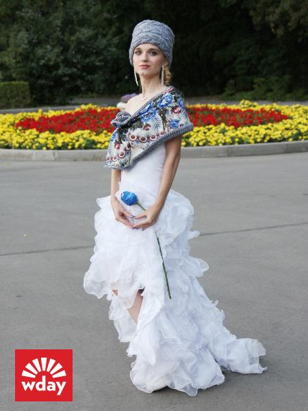 Парад невест в Туле-2015