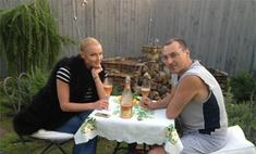 Анастасия Волочкова открыла дачный сезон
