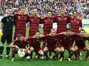 Российская команда