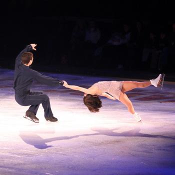 Российские фигуристы Юко Кавагути и Александр Смирнов не смогли принести российской сборной олимпийскую медаль