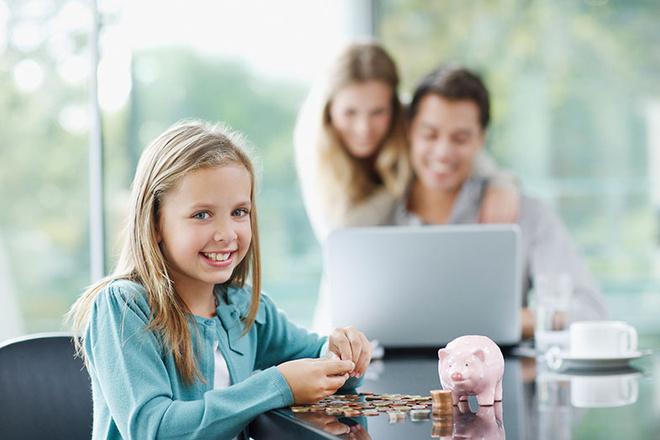 Как научить ребенка планировать расходы