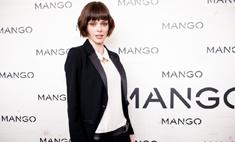 Коко Роша открыла показ MANGO в Москве
