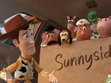 Pixar занимается производством мультфильма «История игрушек-4»