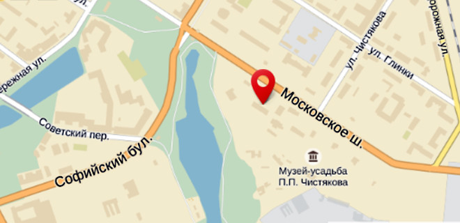 Дача великого князя Бориса Владимировича Романова в Царском Селе