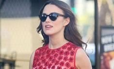 Беременность ей к лицу: стильные платья Киры Найтли