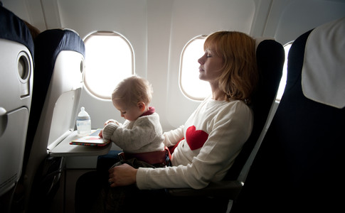 Летим с ребенком: комфорт без доплат