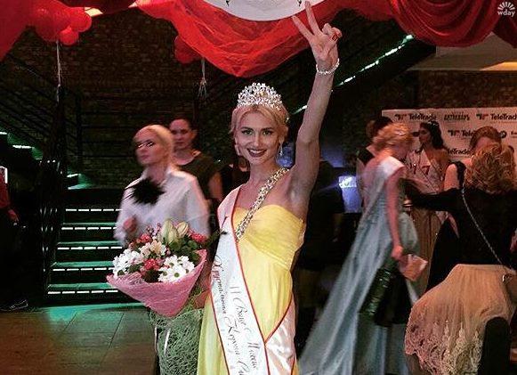 Ксения Смирнова – вторая вице-миссис конкурса «Миссис Хрустальная корона Сибири»