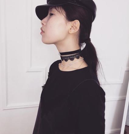 Чокер на шею: фото, где купить