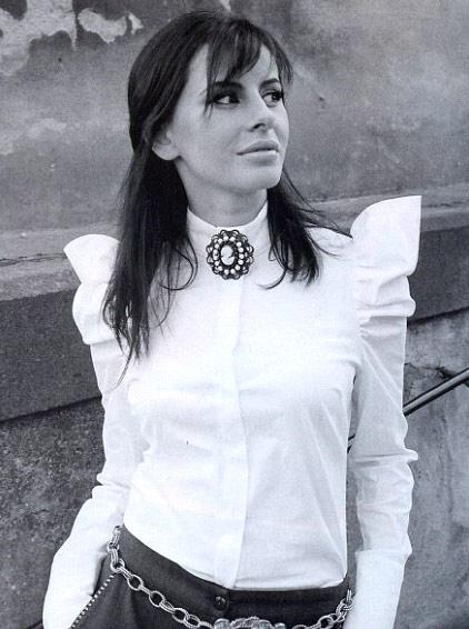 Оксана умеет правильно и красиво одеться