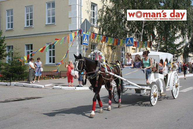 Омск, День города,