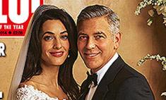 Появились первые фото со свадьбы Клуни