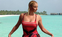 Волочкова на Мальдивах: «Я никогда так много не смеялась!»