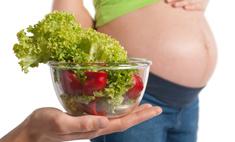 Как худеть будущей маме: диета для беременных