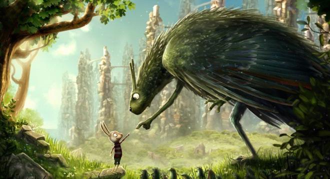 кадр из фильма «За тридевять земель»