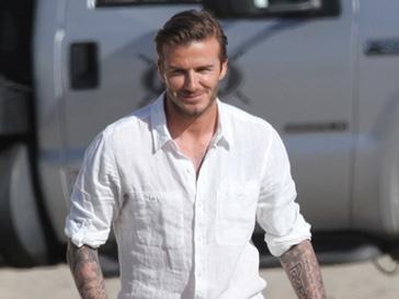 Дэвид Бекхэм (David Beckham) в рекламе Pepsi