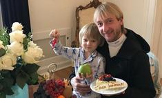 Евгений Плющенко: «Еще один ребенок с Яной – это не мечта, это план»