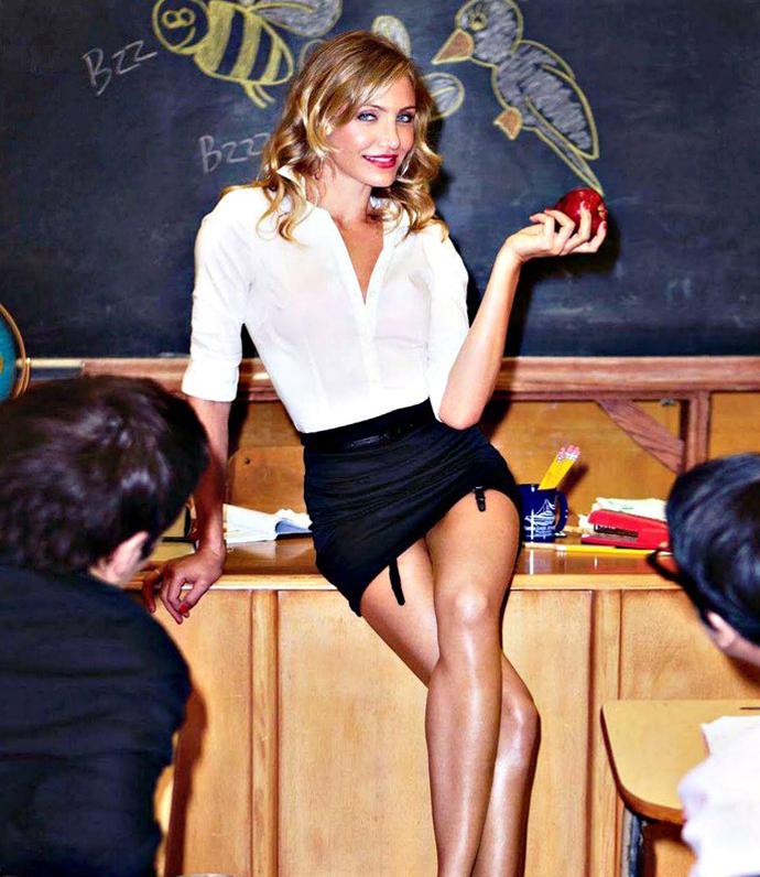 Сексуальная учительница секс 3 фотография