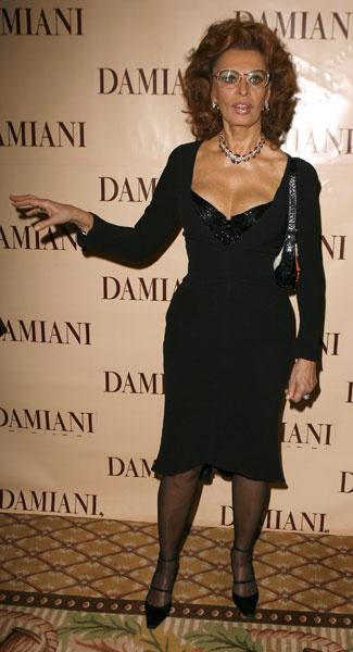 Софи Лорен, 2006 год