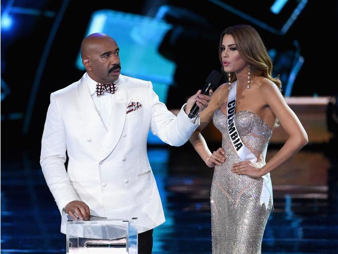 Мисс Колумбия рассказала, как переживает скандал на конкурсе