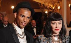 Официально: Мадонна бросила молодого возлюбленного